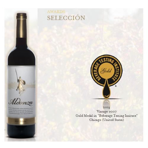 Aldonza Seleccion Red 2011